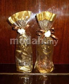 Glass Decoration - Set of 2