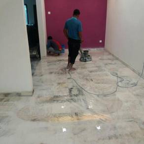 Marble Polishing Painting Perazzo marble