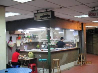 R0026- (For Rent) Corner Shop Lot (Ready Cafe) ~Komtar