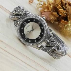 Bonia Ladies' Watch (Hitam Silver)
