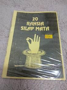 Buku 20 rahsia silap mata