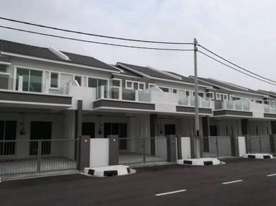 New 2 Storey Terrace,Taman Seri Juru 3 (Near Bukit Minyak & Auto City)