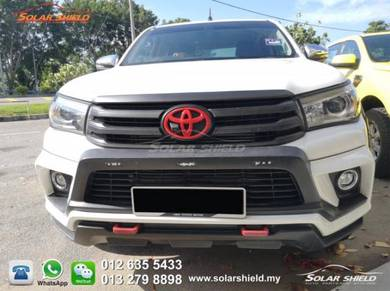 Toyota Hilux REVO RBS Front Skirt Bodykit W Paint