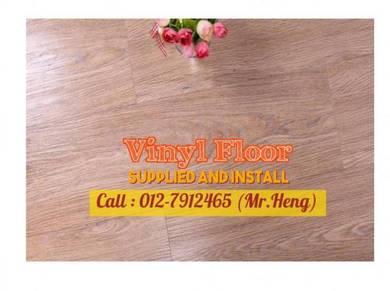 PVC Vinyl Floor - With Install OB99