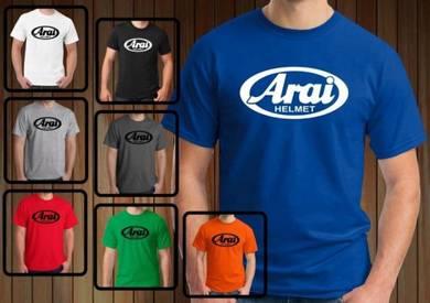 Baju Tshirt ARAI HELMET H2H131