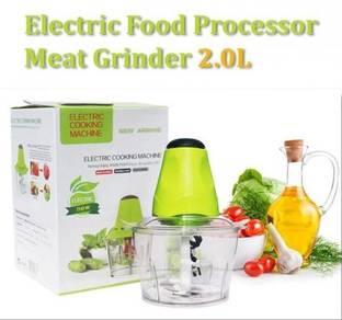 Jhr - Blender food processor 2L