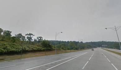 Tanah 6 ekar di pinggir Putrajaya Cyberjaya projek development perumah