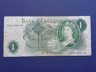 Wang ENGLAND 1 Pound Z311