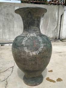 Large vintage antique vase