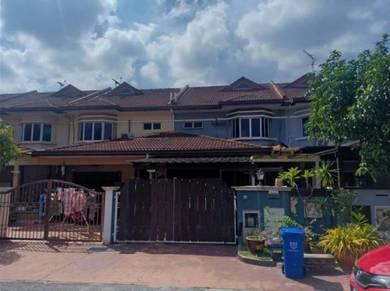 Rumah Dua Tingkat Seksyen 7, Shah Alam, Selangor
