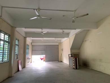 Taman Sri Putra Double Storey Shop Office Endlot FOR SALE