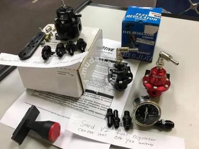 Sard aeromotive adjustable fuel pressure regulator