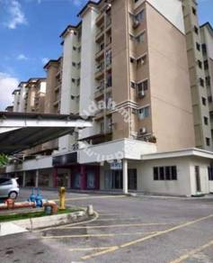 For Sale Sering Casuarina Apartment Cheras (Near MRT Suntex)