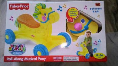 Fisher Price toy as gift / hadiah