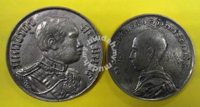 Thailand medal 2 pieces