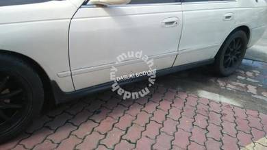Side Skirt Perdana V6