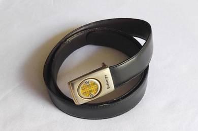 Original BURBERRYS leather belt kueii