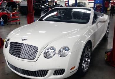 Bentley gt brake pad original set