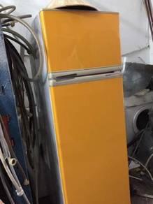 Sharp fridge 2 doors Peti Sejuk Ais Refrigerator