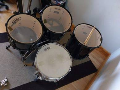 Pearl. Export elx6-piece drum