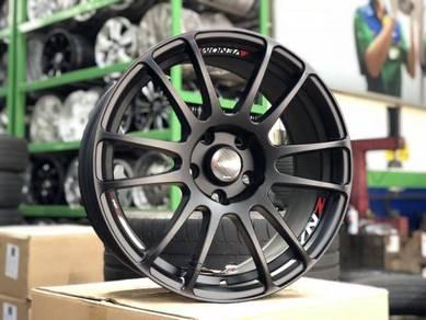 New 17 Lenso Venom 2 rim Civic Mazda3 CRZ RX8 S14