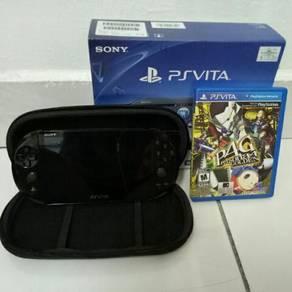 PS Vita and P4game