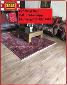 Quality PVC Vinyl Floor - With Install t5trx