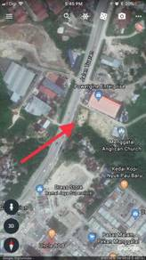 Menggatal CL999 Industrial Land For Sale