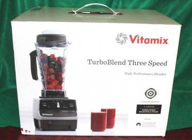 Vitamix VM0102B TurboBlend Three Speed High-Perfor