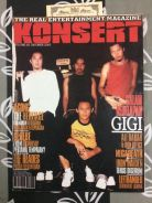KONSERT Vol. 62 (October 2003)