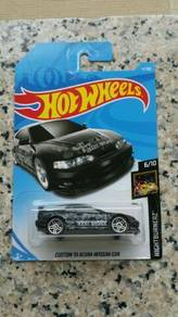 HotWheels Acura Integra Black Boost Brigade