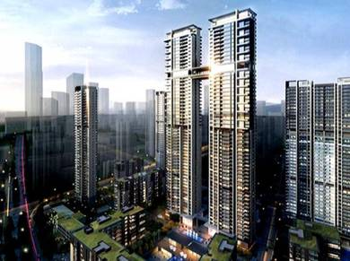 [ 5 layouts, Studio, 1 - 4 rooms ] Sentul Freehold New Project Low DP!