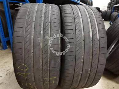 Used 265/40/21 continental tyre tayar tire