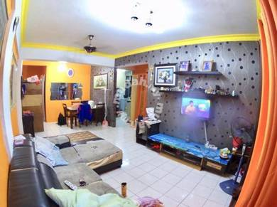 (BOOKING 1K)(PALING MURAH)- Apartment Vistana Mahkota, Cheras