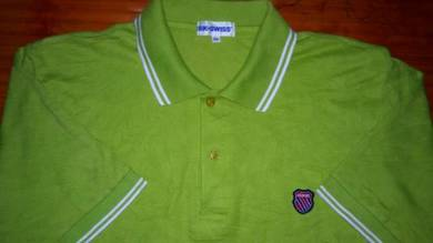 Authentic K-SWISS RINGER SzL Polo Shirts