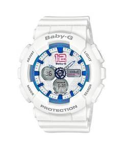 Watch- Casio BABY G BA120-7B -ORIGINAL