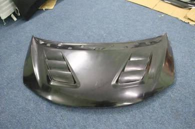 Honda jazz js racing bonnet hood bodykit 14 - 18