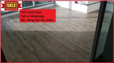 Beautiful PVC Vinyl Floor - With Install g5p