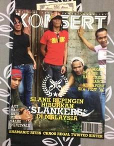 KONSERT Vol. 81 (MARCH 2006)