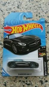 HotWheels '15 Mercedes-AMG GT Black