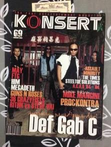 KONSERT Vol. 69 (January 2005)