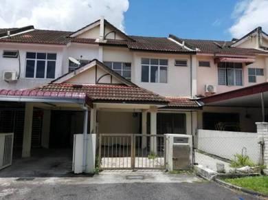 Double Storey Terrace House -Taman KTC Kulim Hi Tech _RENOVATED