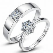 Adjustable Couple Ring ( D.D )