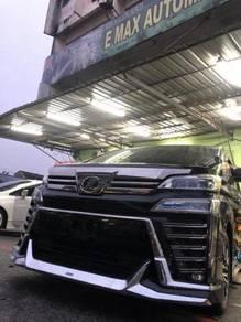 Toyota vellfire 2019 modellista bodykit body kit
