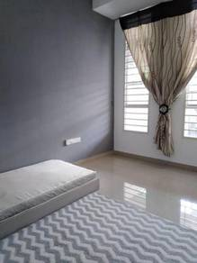 Harga runtuh: bilik sewa Bangi, Bangi Avenue, KUIS, Wonderland, KTM,