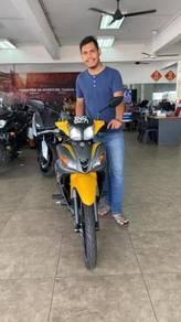 Yamaha lagenda promotion kaw kaw