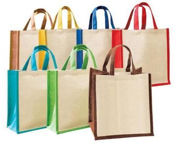 Pelbagai Warna Bag Jute0212