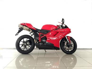 2012 Unregister Ducati 848 EVO Euro Spec