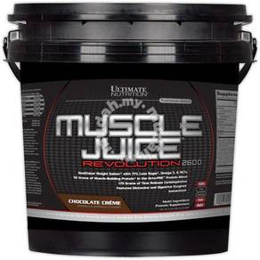 Muscle juice mass gainer protein
