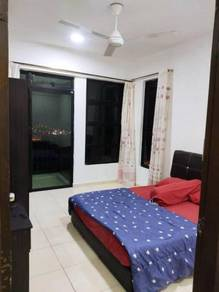 The Garden Residence / Skudai / UTM / near Aeon & Tesco Mall / 2 Bed